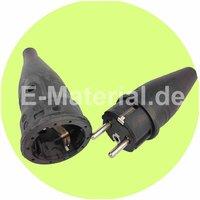 Favorit 230V Stecker + Kupplung - Elektromaterial günstig online kaufen JL33